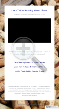 10 Minute Wine Trainer - Get Your Piece Of The Wine Industry Pie preview. Click for more details
