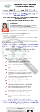 12 Steps To Google+ Success preview. Click for more details