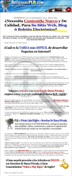 200 Articulos PLR O Con Derechos De Marca Privada preview. Click for more details