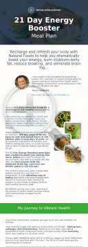 21 Day Weight Loss Meal Plan preview. Click for more details