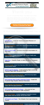 37 Must Have Powerfull Premium WordPress Plugins preview. Click for more details