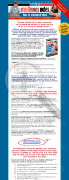 50% Payout!~ Speed Study Techniques - Top Selling Book - French preview. Click for more details
