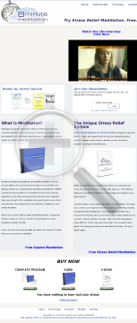 70% Commish! Sell Bestselling Stress Relief Program preview. Click for more details