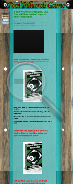 8 Ball Winning Strategies. Billiards Instruction. Pool Lessons. preview. Click for more details