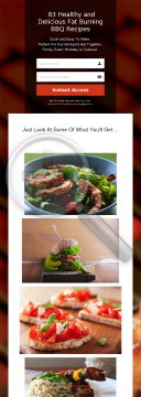 83 Healthy And Delicious Bbq Recipes preview. Click for more details