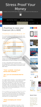 A Roadmap To Ease Your Financial Life preview. Click for more details