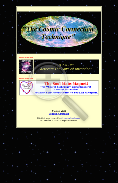 Activate The Law Of Attraction - Guaranteed! preview. Click for more details