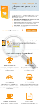 Adelgazar Para Siempre Ebook preview. Click for more details