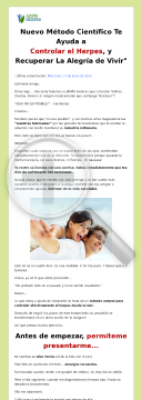Adios Herpes | La Solucion Definitiva preview. Click for more details