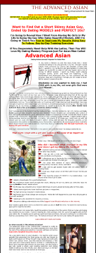 Advanced Asian - Dating Mastery Guide For Asian Men preview. Click for more details