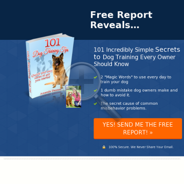 Amanda Dannon's Complete Dog Trainer's Guide preview. Click for more details