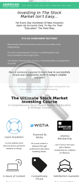 American Stock Investor preview. Click for more details