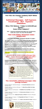 Angelic Attraction Subliminal Videos preview. Click for more details