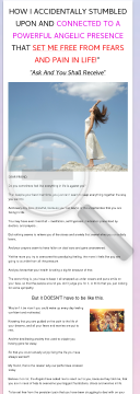 Angelum Lucis - High Converting Angel Prayer Offer! preview. Click for more details