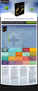 Arabic Fonts Master Collection preview. Click for more details