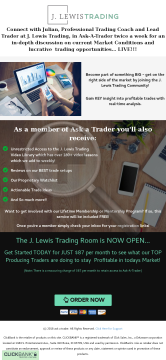 Ask A Trader preview. Click for more details