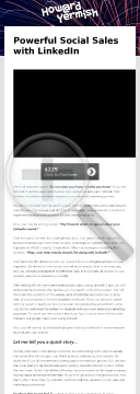 Ask Howard - Online Marketing Training preview. Click for more details