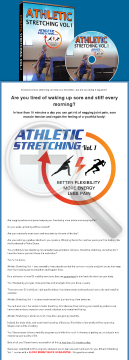 Athletic Stretching Vol. 1 - 50% Commission Rate preview. Click for more details