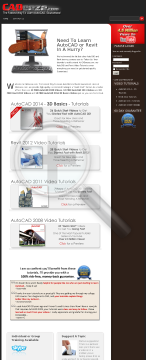 Autocad Tutorials - Fastest Way To Learn (60% Comms preview. Click for more details