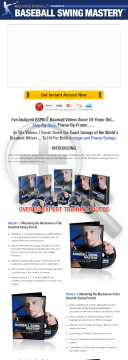 Baseball Swing Mastery preview. Click for more details