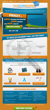 Be An Affiliate For The Best Ecommerce Training Course On The Web! preview. Click for more details