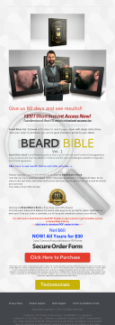 Beard Bible preview. Click for more details