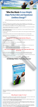 Being Gluten Free! - The Secrets To Living Gluten Free preview. Click for more details