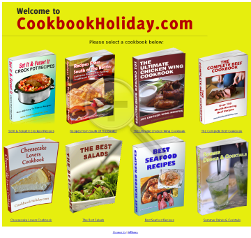 Best Selling Cookbooks - New For 2014 preview. Click for more details
