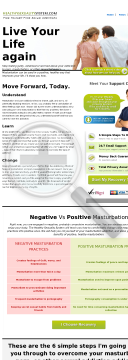 Best Sexual Addiction Treatment System preview. Click for more details