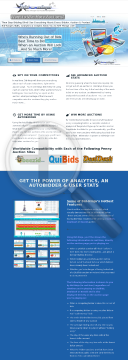 Bid-ninja - The Ultimate Software To Win More Auctions On Quibids.com! preview. Click for more details