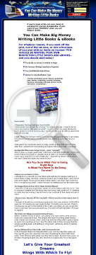 Big Money Writing Little Books preview. Click for more details