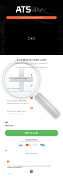 Blockchain Investment Guide preview. Click for more details