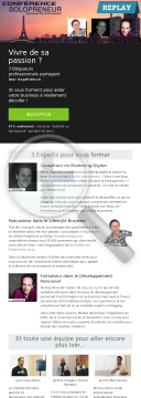 Blogueur Et Solopreneur preview. Click for more details