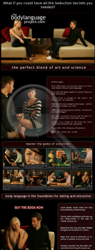 Body Language: Dating, Attraction And Sexual Bodylanguage Ebook preview. Click for more details