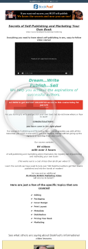 Bookfuel Self Publishing And Marketing Video Course preview. Click for more details