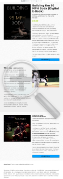 Building The 95 Mph Body preview. Click for more details