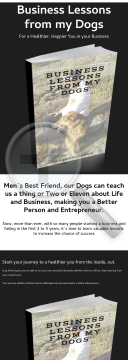 Business Lessons From My Dogs preview. Click for more details