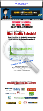 Buyerslistads - Boost Traffic To Your Affiliate Link preview. Click for more details