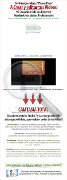 Camtasia Total preview. Click for more details