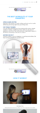 Cardiostrike - High Converting Online Workout Program Membership preview. Click for more details