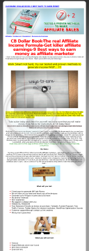 CB Dollar Book preview. Click for more details