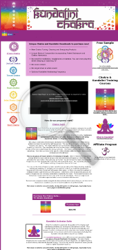 Chakra & Kundalini Activator Suites preview. Click for more details