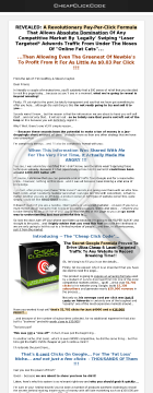 Cheap Click Code - Insane Conversions! preview. Click for more details