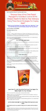 Chield Diet Dilemma preview. Click for more details