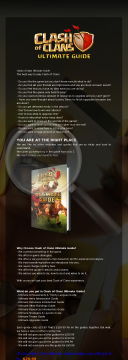 Clash Of Clans Ultimate Guide preview. Click for more details