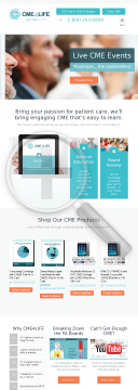 Cme4life - Videos For Medical Professionals preview. Click for more details