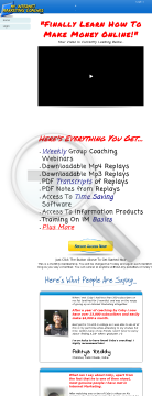 Coby Wright's My Internet Marketing Coaches Membership preview. Click for more details