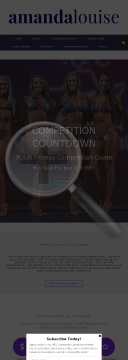 Competition Countdown: Your Fitness Competition Guide preview. Click for more details