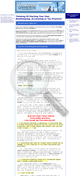 Complete Marketing System For Accountants preview. Click for more details