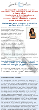Conectandote Con Tus Dones preview. Click for more details